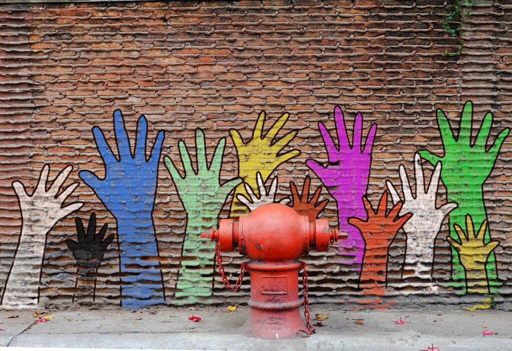 hand, help, war